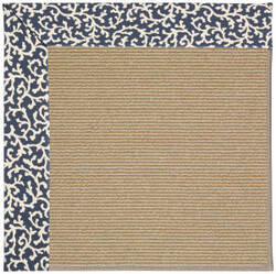 Capel Zoe Sisal 1995 Midnight Area Rug