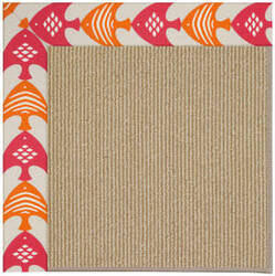 Capel Zoe Sisal 1995 Autumn Area Rug