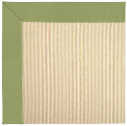 Capel Zoe Beach Sisal 2009 Green Area Rug