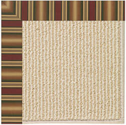 Capel Zoe Beach Sisal 2009 Ginger Area Rug