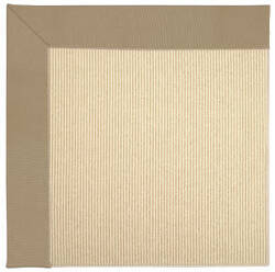 Capel Zoe Beach Sisal 2009 Biscuit Area Rug