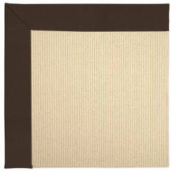 Capel Zoe Beach Sisal 2009 Brown Area Rug