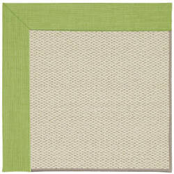 Capel Inspirit Linen 2013 Green Grass Area Rug