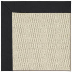 Capel Inspirit Linen 2013 Ebony Area Rug