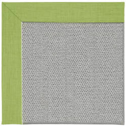 Capel Inspirit Silver 2014 Green Grass Area Rug