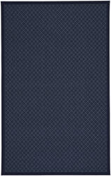 Capel Tack 2034 Dark Blue Area Rug