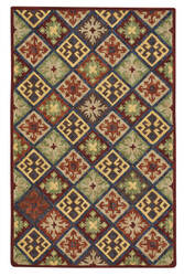 Capel Shakta Quilt 2568 Multitone Area Rug