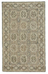 Capel Lincoln 2580 Light Tan Silver Area Rug