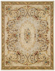 Capel Evelyn 3068 Beige Area Rug