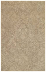 Capel Flower Garden 3286 Taupe Area Rug