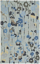 Capel Branch 3294 Blue Phlox Area Rug