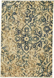 Capel Anatolia Vintage Star 3804 Moss Area Rug
