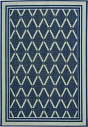 Capel Biltmore Elsinore-Lattice 4698 Midnight Blue Area Rug