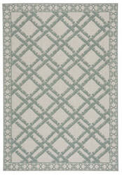 Capel Williamsburg Elsinore Bamboo Trellis 4724 Resort Blue Area Rug