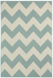 Capel Elsinore Chevron 4726 Resort Blue Area Rug