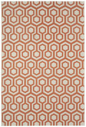 Capel Elsinore Honeycombs 4728 Cinnamon Area Rug