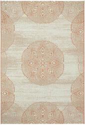 Capel Genevieve Gorder Elsinore Mandala 4732 Cinnamon Area Rug