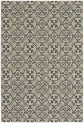 Capel Elsinore Tile 4737 Coal Area Rug