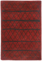 Capel Nador 4740 Crimson Area Rug