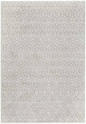 Capel Channel 4742 Silver Area Rug