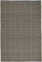 Capel Williamsburg Chateau 6512 Grey Blue Area Rug