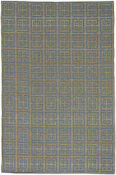 Capel Williamsburg Chateau 6512 Blue Area Rug