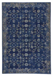 Capel Taylor Keshan 6981 Dark Blue Area Rug