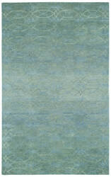 Capel Kevin O'brien Gave 9200 Grey Azure Area Rug