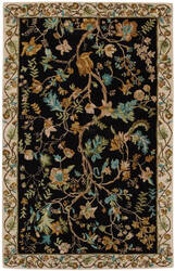 Capel Garden Farms #3 9249 Onyx Area Rug