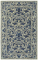 Capel Garden Farms #3 9249 Beige Azure Area Rug