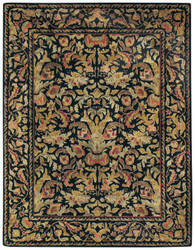 Capel Garden Farms 9250 Black Area Rug