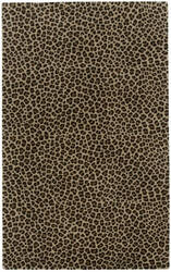 Capel Expedition Leopard 9290 Cocoa Area Rug