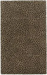 Capel Expedition Leopard 9290 Cocoa Area Rug