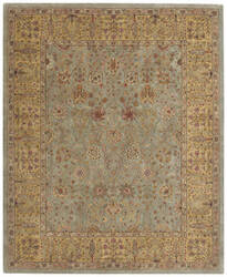 Capel Forest Park Persian Cedars 9292 Green Area Rug