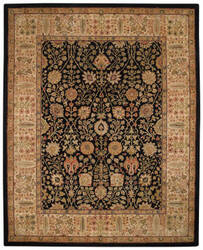 Capel Forest Park Persian Cedars 9292 Onyx Area Rug