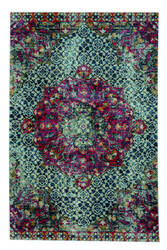 Capel Benz-Ezine 3823 Red Area Rug