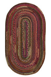 Capel Harborview 0036 Red Area Rug