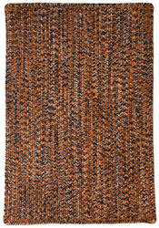 Capel Team Spirit 0301 Orange Navy Area Rug