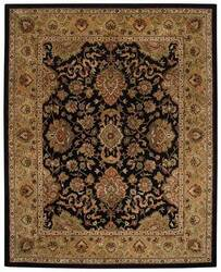 Rugstudio Sample Sale 43724R Onyx Area Rug