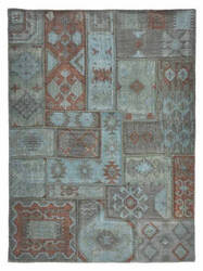 Classic Home Patchwork Kilim 3003 Lagoon Area Rug