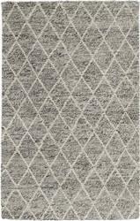 Classic Home Diamond Looped 3003 Gray Area Rug