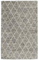 Classic Home Diamond Looped 3003 Grey Area Rug