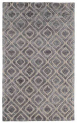 Classic Home Over Tufted 3004 Smoke Area Rug