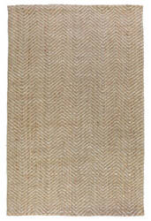 Classic Home Herringbone 3006 Natural - Bleach Area Rug