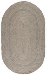 Classic Home Odessa Oval 3008 Gray Area Rug