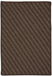 Colonial Mills Blue Hill Bi01 Brown Area Rug