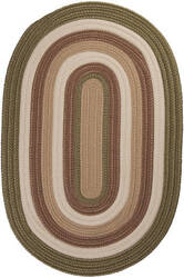 Colonial Mills Brooklyn Bn69 Moss Area Rug