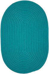 Colonial Mills Boca Raton Br50 Teal Area Rug
