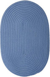 Colonial Mills Boca Raton Br55 Blue Ice Area Rug