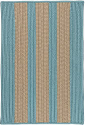 Colonial Mills Boat House Bt49 Light Blue Area Rug